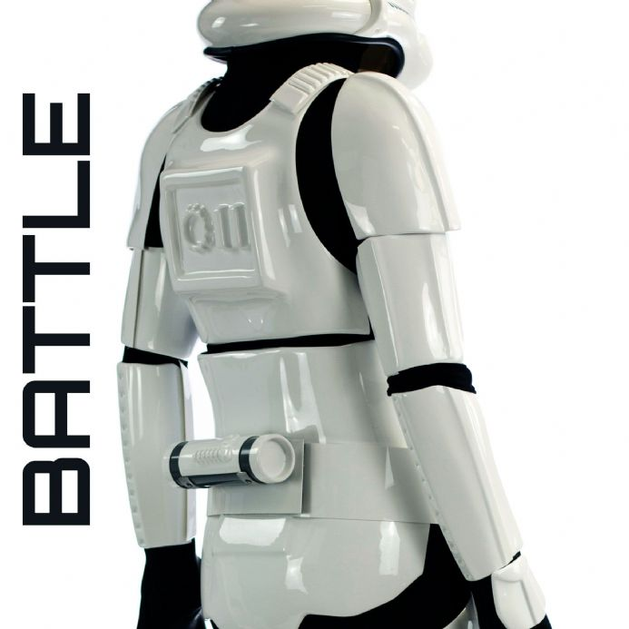 Original Stormtrooper Battle Spec MK3 Armour